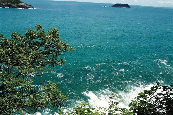 Vue magnifiques du mention de Punta Catedral