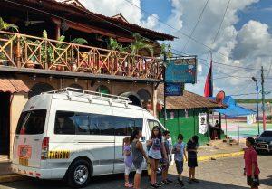 Restaurante Kaoma, San Carlos, Nicaragua