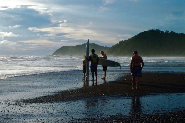 Surf à Jaco